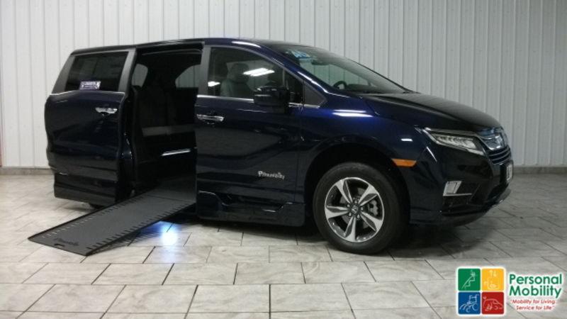 3257ec0181 2019 Honda Odyssey