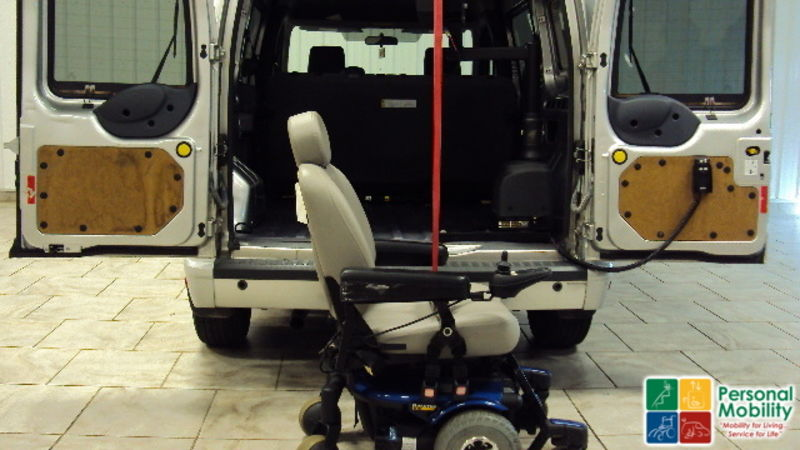 2010 Ford Transit Connect wheelchair van for sale