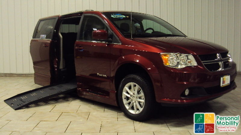 2019 Dodge Grand Caravan BraunAbility Dodge Entervan XTwheelchair van for sale