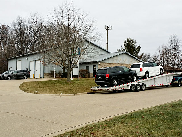 Personal Mobility Inc. Peoria, IL Location