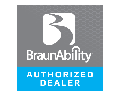 Authorized BraunAbility Dealer.