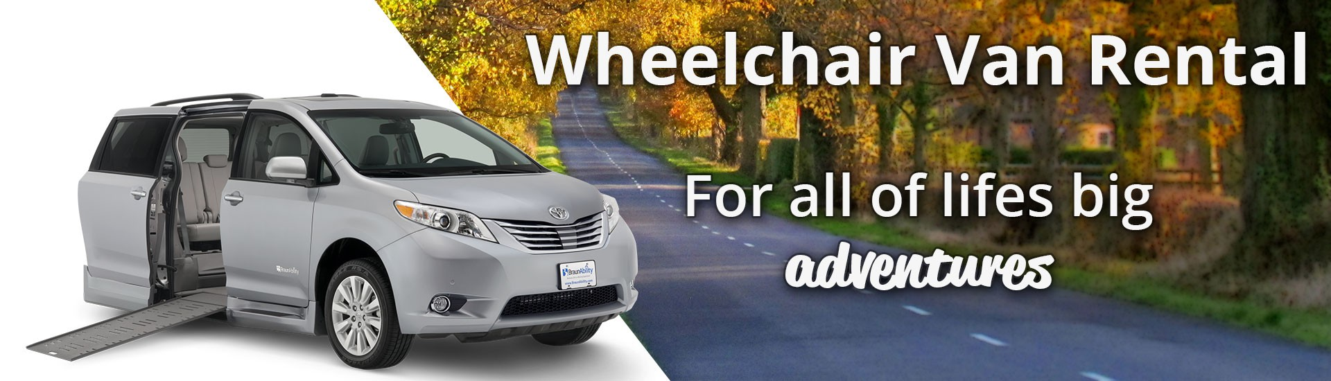 Wheelchair Van Rental Illinois