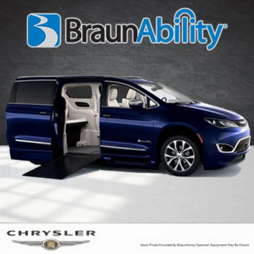 Chrysler Pacifica Side Entry